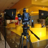 Live Satellite Interviews with the LEGO CEO