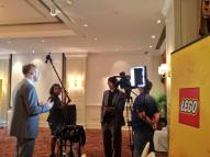 Interviewing the LEGO CEO