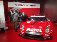Filming for Nissan in Japan