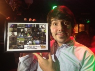 Won 2 awards from the 48 hour music video project